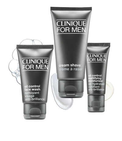 Clinique For Men™ Starter Kit – Daily Oil Control
