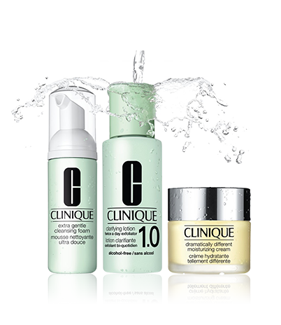 Image of Clinique - 3-Step Introduction Kit Extra Gentle - SKU73784